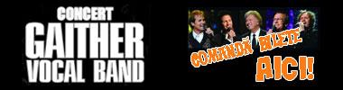 Bilete la Gaither Vocal Band
