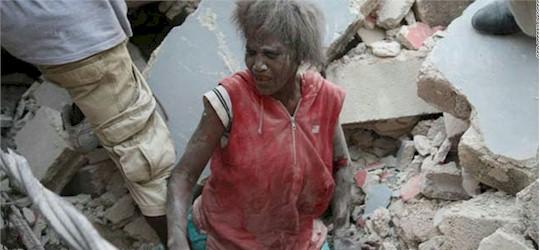 Tineri Pentru Misiune ajuta sinistratii cutremurului din Haiti