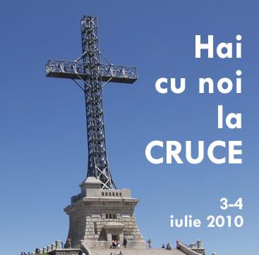 Hai cu noi la Cruce