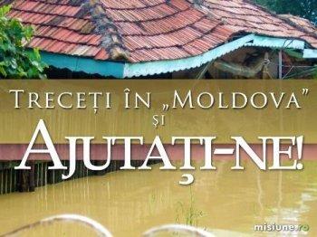 Treceti in Moldova si ajutati-ne!