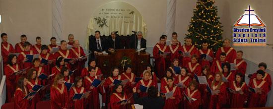 """Concert de Craciun sustinut de Corul """"ADORAMUS"""""""