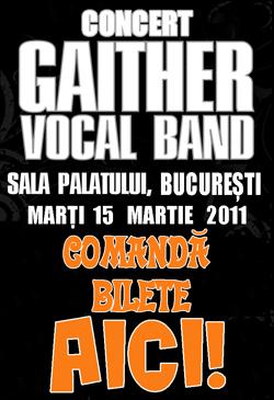 Bilete Gaither Vocal Band