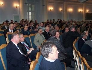 Alegeri la Comunitatea Baptista Oradea si Satu Mare