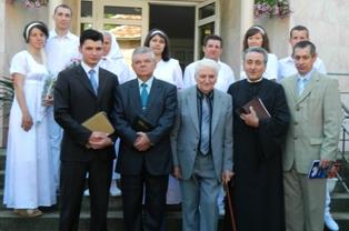 Botez Nou Testamental la Blobu-Craiovei