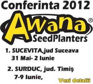 Conferinta de informare si instruire a liderilor AWANA