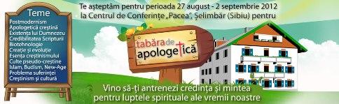 Tabara de apologetica 2012