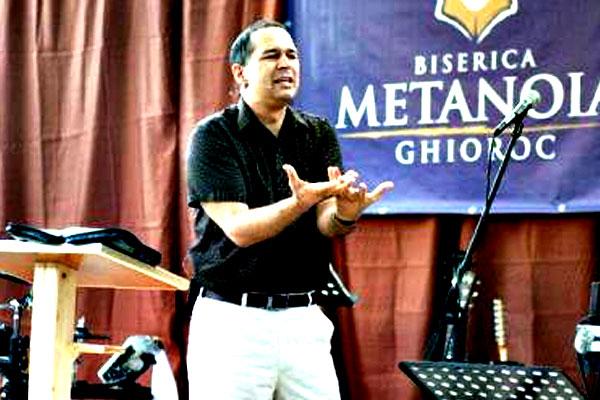 Pastorul Cristian Barbosu s-a retras din Biserica Metanoia