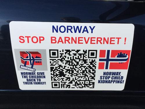 protest-anti-barnevernet-masina